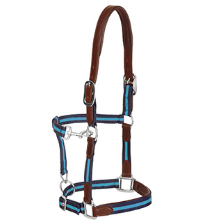 Best Quality Nylon Leather Horses halter | Horze Saddlery