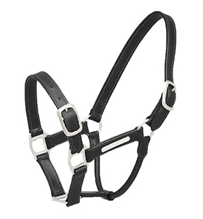 Horze Saddlery Leather Halter