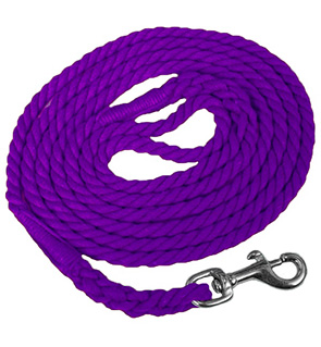 10 ft Cotton Rope Horse, Dog Lead
