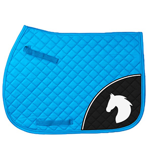 Designer Custom Dressage English Saddle Pads