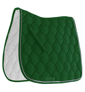Comfortable English Saddle Pads | Horze Saddlery