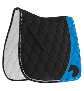 Designer Comfortable English Saddle Pads | Horze Saddlery