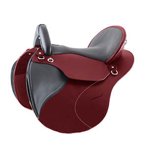 Most Comfortable English Trail Saddle