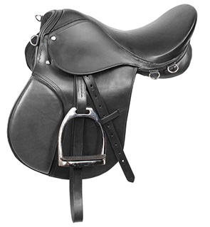 English Saddle For Horse