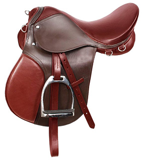 Most Comfortable English Saddle For Horses