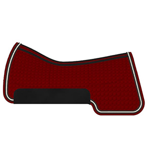 Performance Western Saddle pad