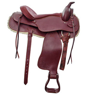Best Western Trail Saddles For Show And Riding