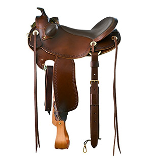 Best Lightweight Western Trail Saddles