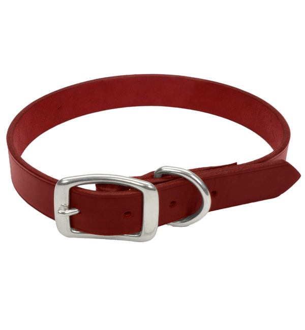 Cheap Soft Leather Dog Collars For Training