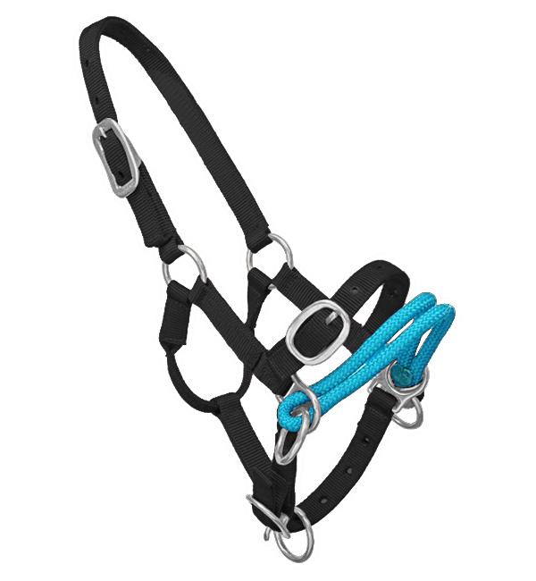 Horse Training Nylon Halter