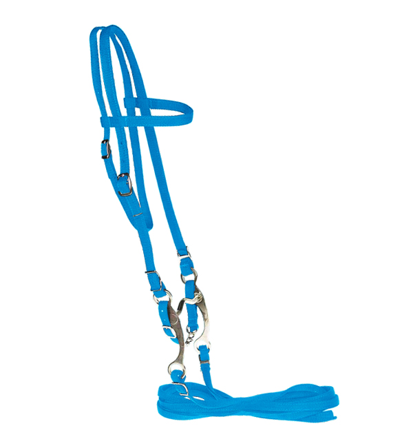 Nylon Horse Bridle And Reins