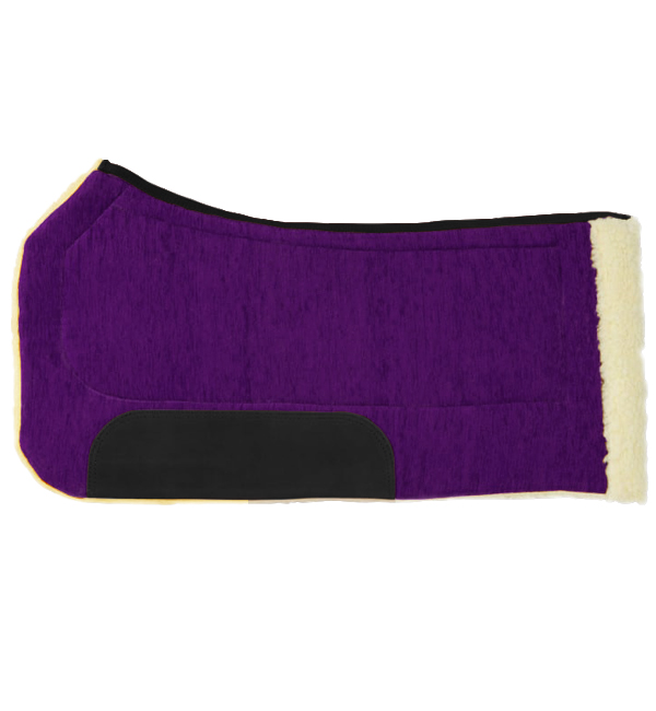 Cheap Wool saddle pad For Horses